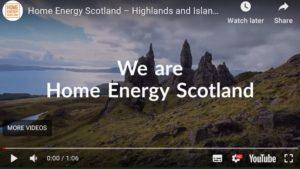 Video still of Scottish landscape