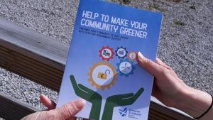 Make your community greener leaflet