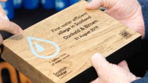 Water efficient award