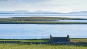 Scottish seascape