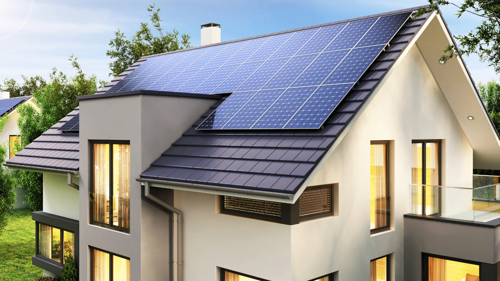 Why solar panels and energy storage are great for self-build homes - Home  Energy Scotland